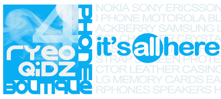 Ryeoqidz Phone Boutique