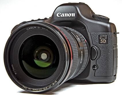 Kelebihan Kamera Canon