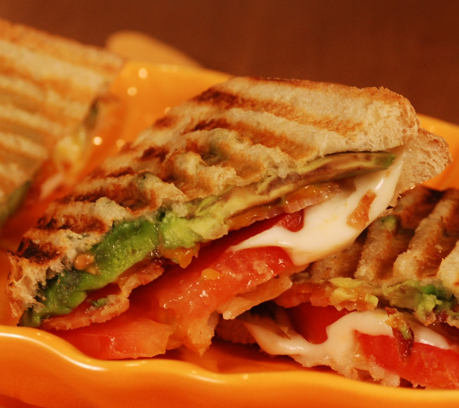 Panini-Grill Your Bacon Recipes — Dishmaps