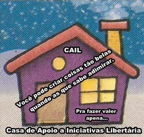 Casa de Apoio a Iniciativas Libertária
