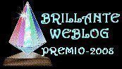 PREMIO BLOG BRILLANTE