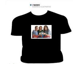 Camiseta SR&G - Paraiso Agora - 36 anos de Rock Rural