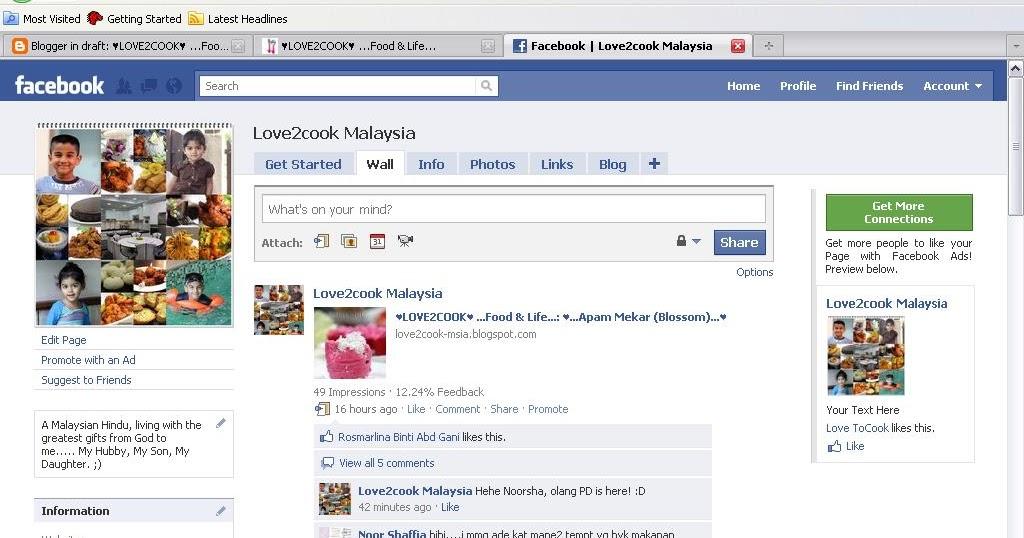 Malaysia facebook