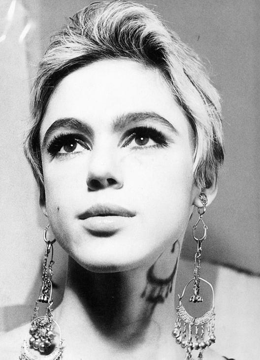Mod Fox 60s Fox Friday Edie Sedgwick