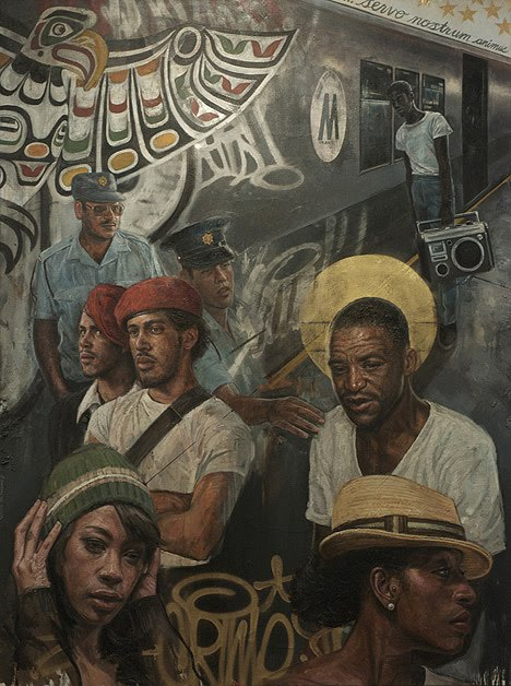 Artist: Tim Okamura, Subway Soul