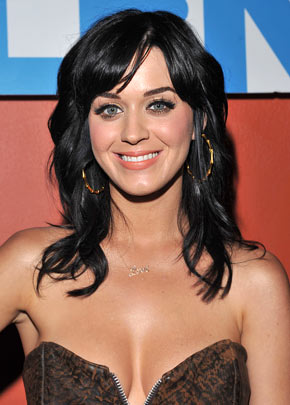 Katy Perry Makeup on Katy Perry Is A Cute Bombshell On Tv And In The Rags And All But When