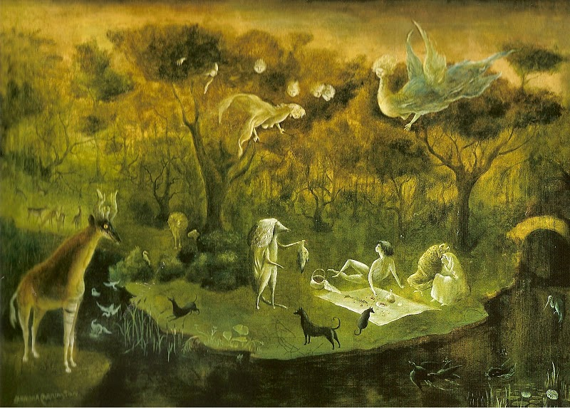 Surrealism and visionary art leonora carrington for The carrington