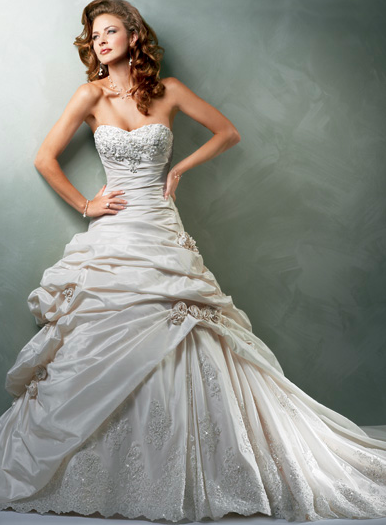 Home Sweet Frugal Home Win A Free Maggie Sottero Wedding Dress