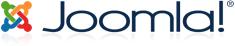 joomla, logo, CMS