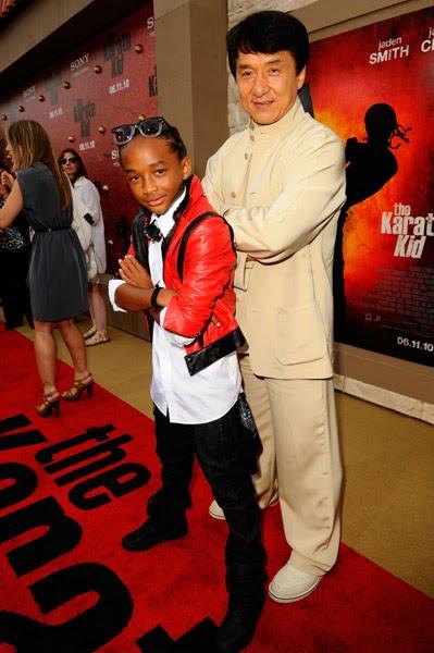 Labels: karate kid los angeles premiere