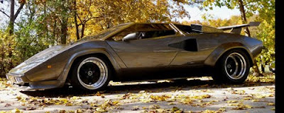 amazing auto stories lamborghini countach hand built in basement. Black Bedroom Furniture Sets. Home Design Ideas