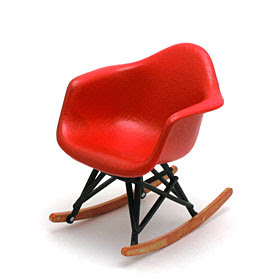 Miniature Designer Chairs