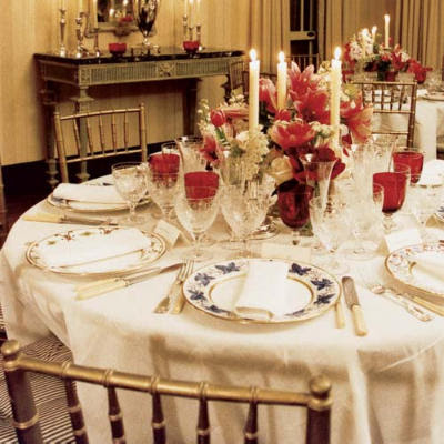 Perfect Table Setting Enchanting With New Year's Elegant Dinner Table Setting Images