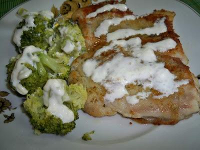 Articole culinare : Garnitura de Brocoli
