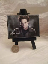 Mini Canvas Twilight Movie Poster