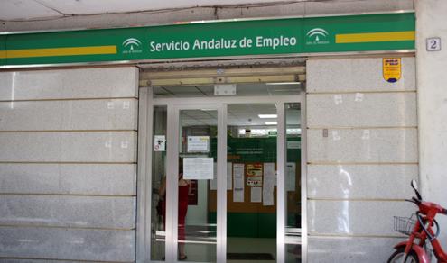 Los sectores en andalucia el desempleo en andaluc a for Oficina de empleo andalucia