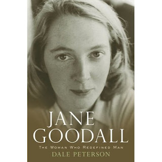 dr  jane goodall is a