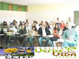 Projeto Verde Vida do CETEP