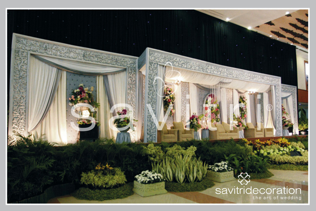 Savitri Wedding Beauty Decoration Menciptakan Atmosfir