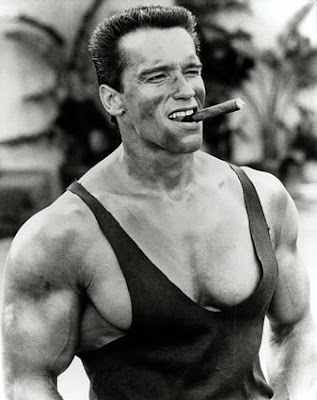 arnold schwarzenegger now and then. Arnold Schwarzenegger, who has