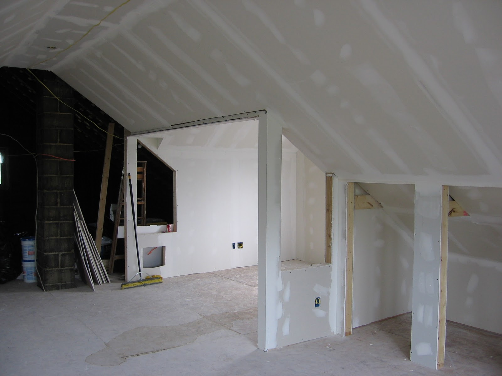 Welcome Attic Remodel