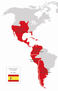 HISTORIA: REFORMAS BORBONICAS - MAPAS. Virreinato del Río de la Plata (click . imperio espaã±ol america