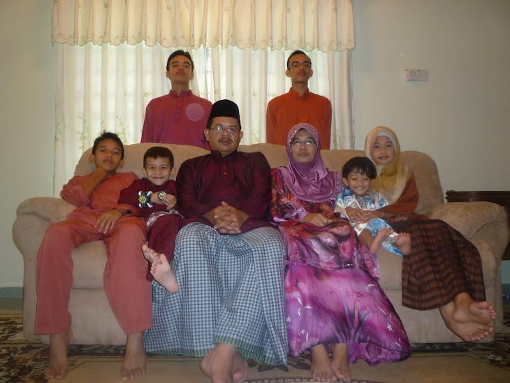 Gambar Keseluruhan Keluargaku