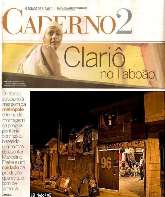 GRUPO CLARIÔ NO ESTADO DE SÃO PAULO!!