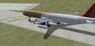 FSX tutorial-IFR Flight-Taxi