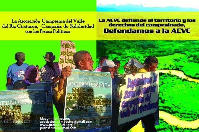 Defendamos el Nordeste Antioqueño y el Sur de Bolivar