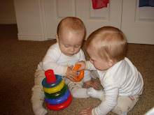 Landon & Rayden Playing