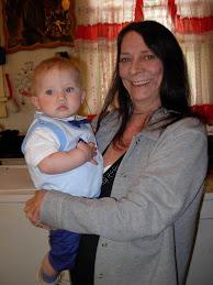 Grandma & cousin Rayden