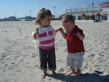 Farrah and Landon