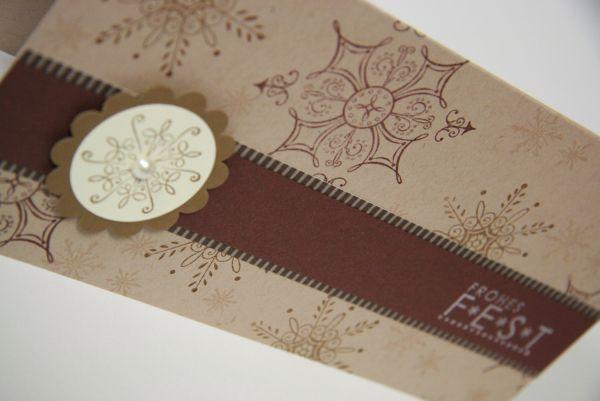 weihnachtskarten mit stampin up made by. Black Bedroom Furniture Sets. Home Design Ideas