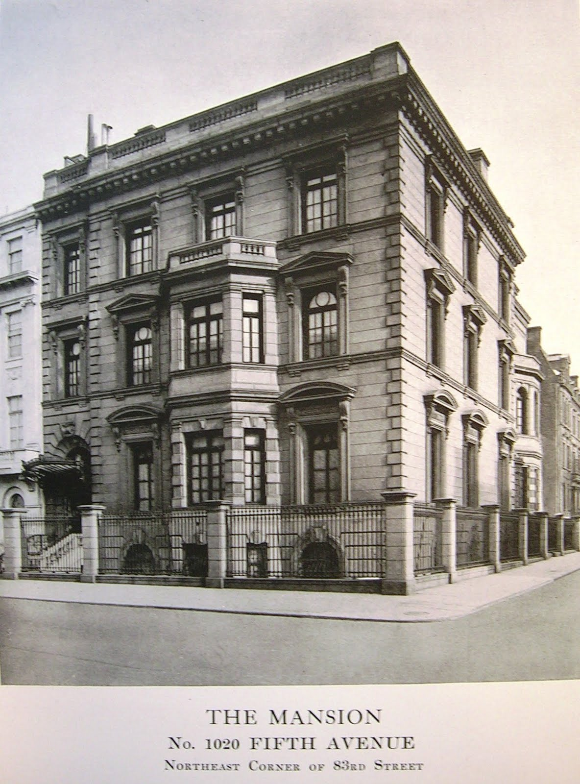 Mansions Of The Gilded Age The W A Salomon Town House