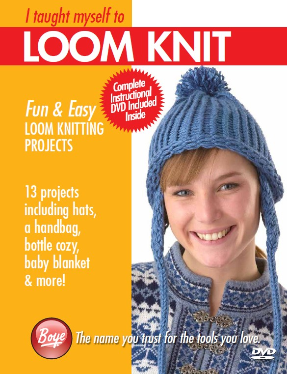Loom Lore New Loom Knit Book