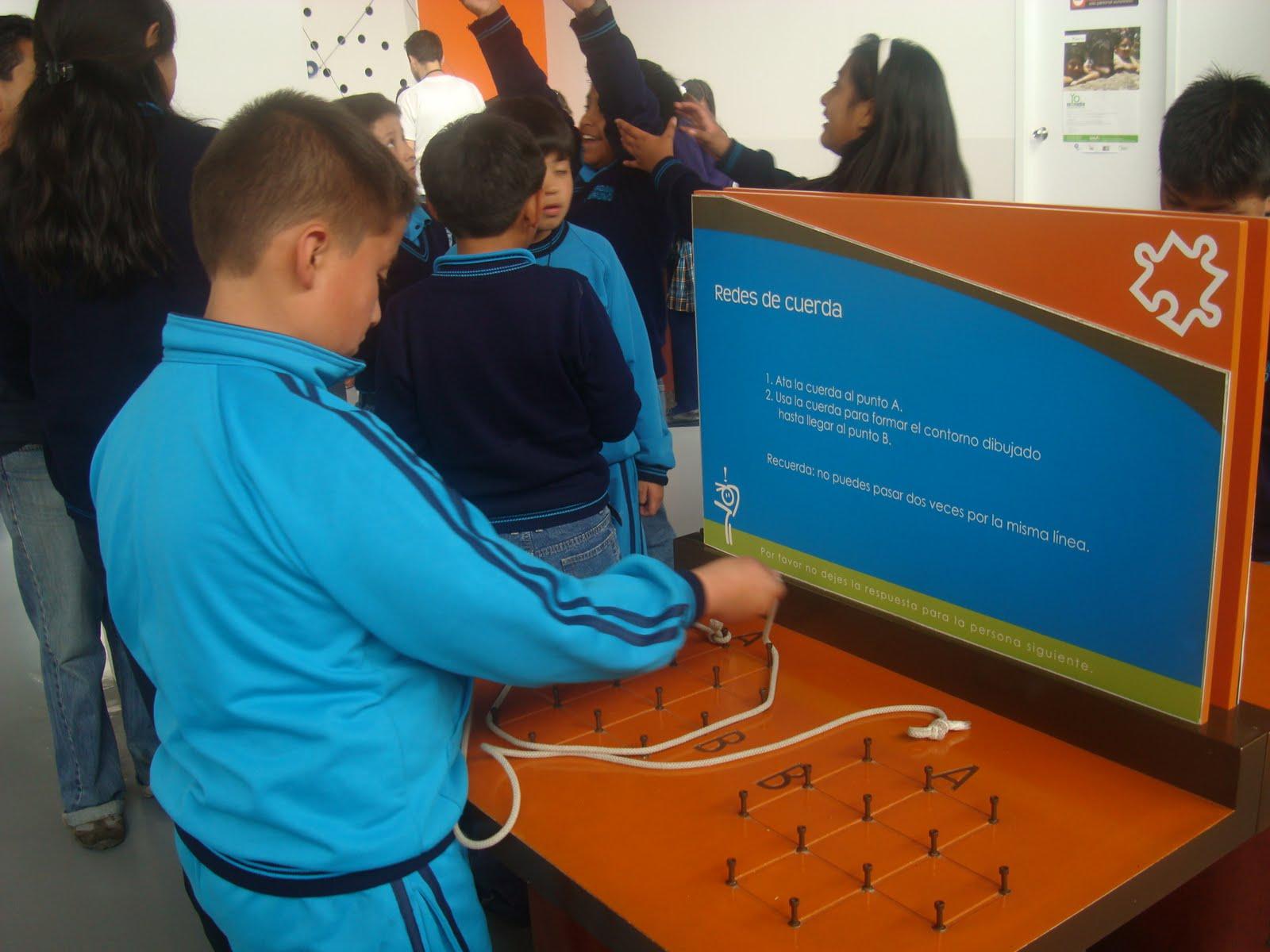Museo Interactivo de Ciencia: EN EL MIC ENCONTRARÁS RETOS LLENOS DE ...