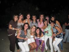 chicas cumple xavo
