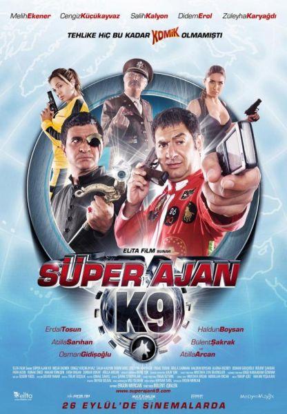 Süper ajan k9 online komedi film izle sinema kalitesin full seyret
