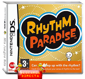 rhythm paradise juegos ds espanol