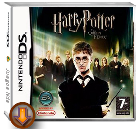Harry Potter y la orden del Fénix - Descargar roms nds
