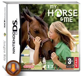 My Horse And Me ds rom