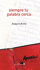 ARETA: Siempre tu palabra cerca