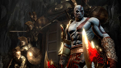 DownloadNews | New God Of War III Screenshots