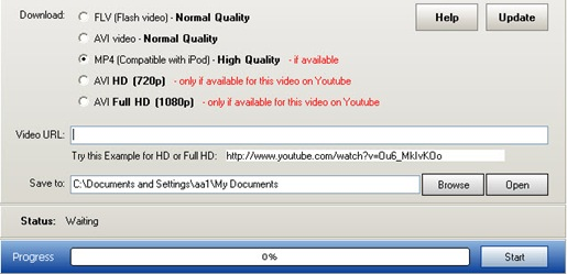 DownloadNews | Download HD Youtube Videos With Youtube Downloader HD Software