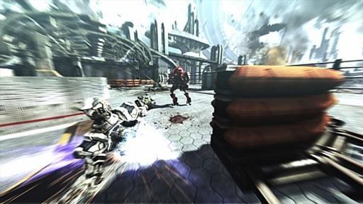 DownloadNews | First Screenshots Of Vanquish