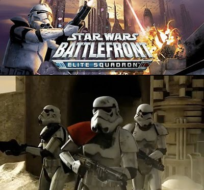 DownloadNews | Star Wars Battlefront: Elite Squadron Debut Trailer 
