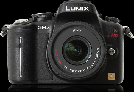 Panasonic GH2 Will Be Released In Europe Next Month