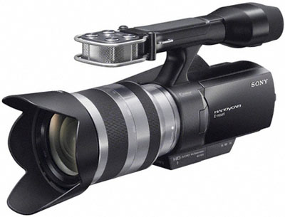 New Firmware Update For Sony Handycam NEX-VG10E