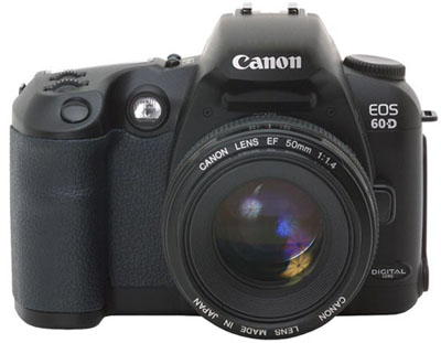 Canon Releases New Firmware Update For EOS 60D